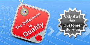 Premium Printing Quality - Voted #1 for Customer Service