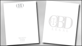 Letterhead l Water Mark