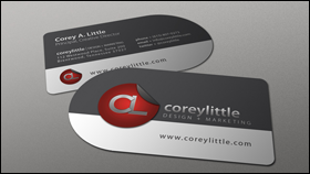 Business cards die cut business cards starting at 4499 accept 16pt matte half circle die cut colourmoves